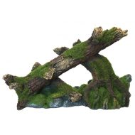 Moss Covered Trees - Large (25.5 x 9.5 x 15cm)