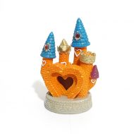 Heart Castle - Small (9 x 6.5 x 12.5cm)