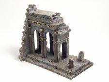 Blue Ribbon Large Temple Ruins (24 x 15 x 19cm)