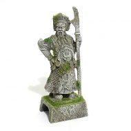 Moss Covered Thai Warrior (9 x 7 x 21.5cm)