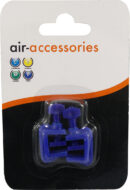 Aqua Range 'Aqua Air' Accessory: airline clamp (x 2 per pack)