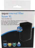 Aqua Range (Aqua Internal) XL Filter Foam (2 pack)