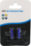 Aqua Range 'Aqua Air' Accessory: airline connector (x 2 per pack)