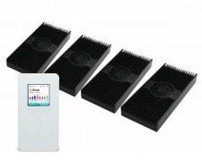 AI Vega FC LED Lights - (Four Units - Black)