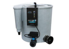 EazyPod Automatic Pond Filter - Grey