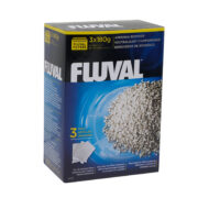Fluval Ammonia Remover 3 x 180g Nylon Bags 2