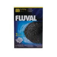 Fluval Carbon (3 x 100g Nylon Bags)