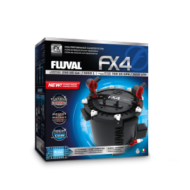 Fluval FX4 High Performance Canister Filter Boxed