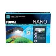Fluval Nano Fresh & Saltwater LED 6.5W boxed