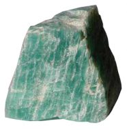 Green Quartz Rock