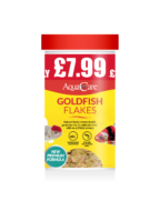 Goldfish Flakes 200G Price Marked Render