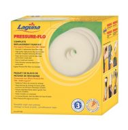 Laguna Pressure-Flo Replacement Foams, 3-pack for Pressure-Flo 2500