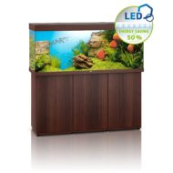 Juwel Rio 450 LED - Dark Wood