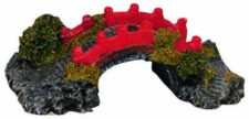 Small Bridge 'Red' (9.5 x 4.5 x 3 cm)