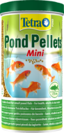 TetraPond Goldfish Mini Pellets 1L