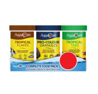 AquaCare Food Triple Pack