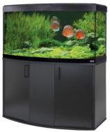 Fluval Vicenza 260 Gloss Black LED Aquarium Kit