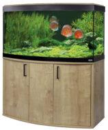 Fluval Vicenza 260 Oak LED Aquarium Kit