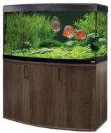 Fluval Vicenza 260 Walnut LED Aquarium Kit