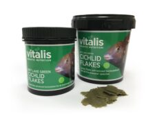 Vitalis Rift Lake Cichlid Flakes