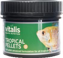 Vitalis Tropical X Small Pellets (60g)
