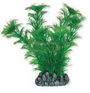 AquaManta Plastic Plant-Hornwort 13cm