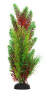 AquaManta Plastic Plant - Red Pontederia/Red Typha (40cm)