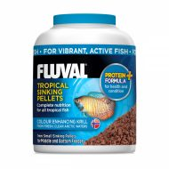 Fluval Tropical Small Sinking Fish Pellets (90g)