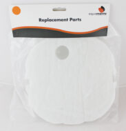 AquaManta EFX 1500U Fine Wool Filter Pad (2 Pack)