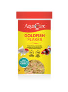 AquaCare Goldfish Flakes (100g)