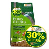 Aqua Nutrition Premium Pond Sticks (420g)