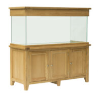 Aqua Oak 150cm 'Doors' Aquarium *Limited Edition* (AQ150D)