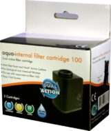 Aqua Range 'Aqua Internal' 100 filter cartridges