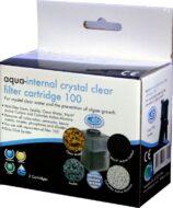 Aqua Range 'Aqua Internal' 100 Crystal Clear filter media