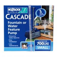 Hozelock Cascade 700: 3352 Fountain & Waterfall Pump