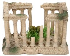Superfish Large Roman Temple (15 x 10.5 x 11 cm)