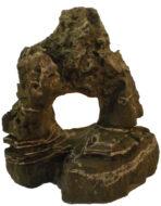 Superfish 'Arch' Natural Rock Resin 23 x 15 x 21.5 cm