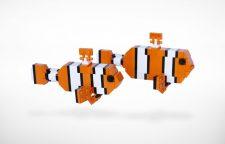 TMC Reefscape Model - Clownfish Pair