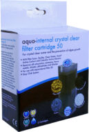 50 Crystal Clear filter media