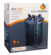 AquaManta EFX 200 External Filter
