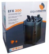 AquaManta EFX 300 External Filter