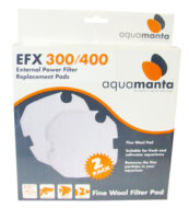 AquaManta EFX 300 & 400 Fine Wool Filter Pad (2 Pack)