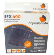 AquaManta EFX 600 Carbon Pack