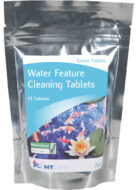 NT Labs Gleam Tablets - Water Feature Cleaner