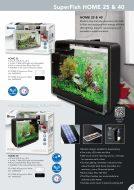 Superfish Home 40 Aquarium: Black