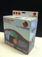 AquaManta EFX 300 & 400 Media Pack