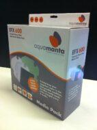 AquaManta EFX 600 Media Pack