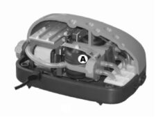 Aqua Range 'Aqua Air' Mini Replacement Diaphragm