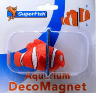 Superfish Clownfish Deco Magnet