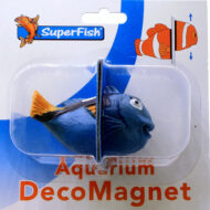 Superfish Blue Tang Fish Deco Magnet
